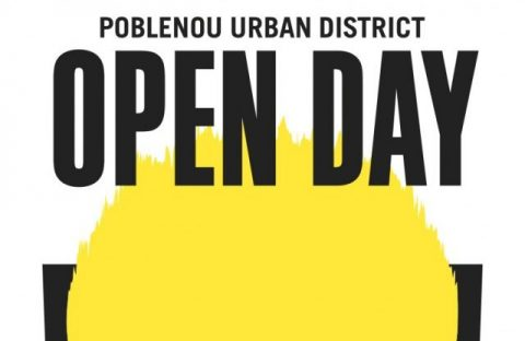 Cartell del Poblenou Open Day