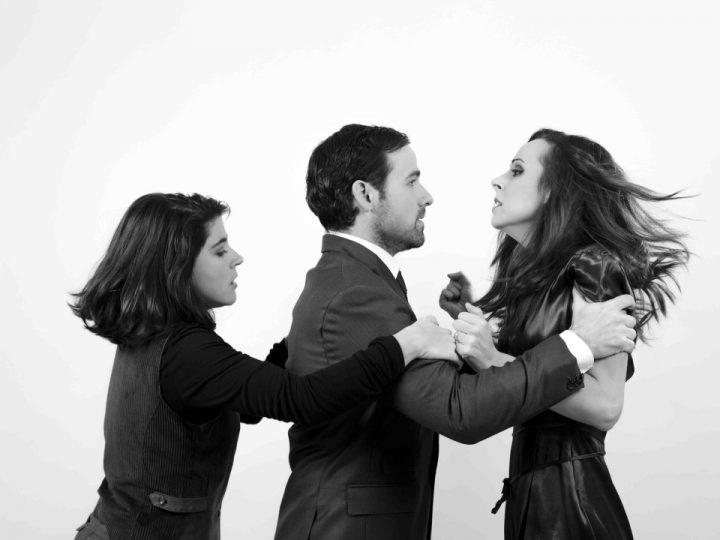El Teatre Akadèmia estrena 'NO EXIT', una versió de Jean-Paul Sartre