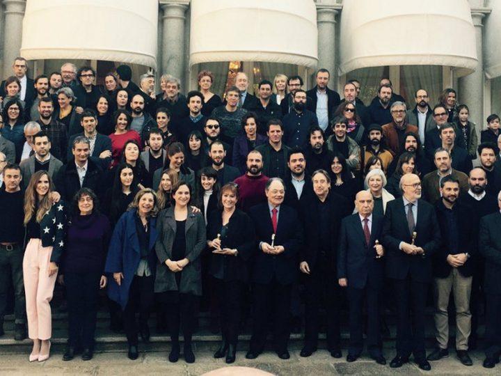 Nous Membres d'Honor de l'Acadèmia del Cinema Català
