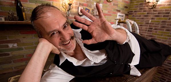 L'espectacle d'humor 'Gran Gurú Bohigues' prorroga als Cinemes Girona