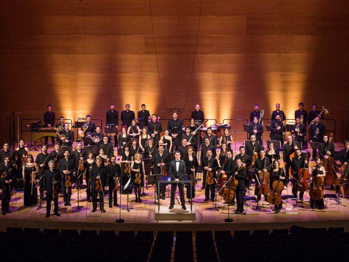 Gran èxit de la GIOrquestra en el concert de celebració del seu cinquè aniversari