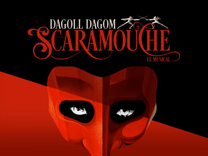 'Scaramouche' celebra carnaval al Victòria