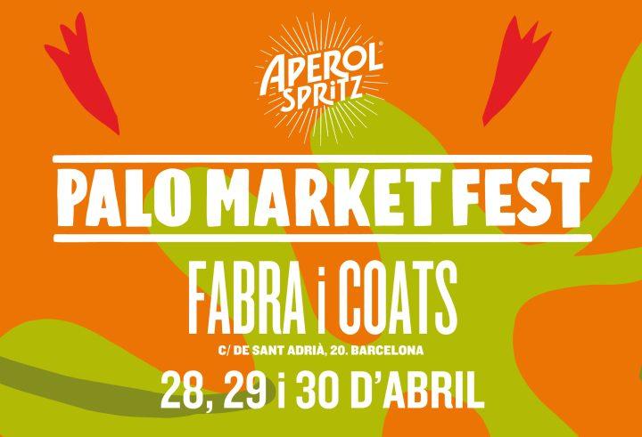 Neix Palo Market Fest: un festival cultural que connecta el talent de Barcelona, València i Madrid.