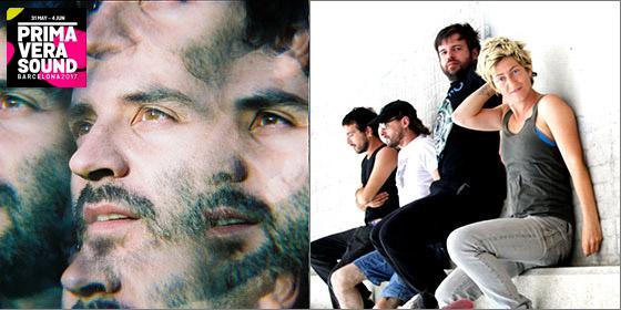 Primavera Sound: El Petit de Cal Eril i Les Cruet en concert al Fòrum