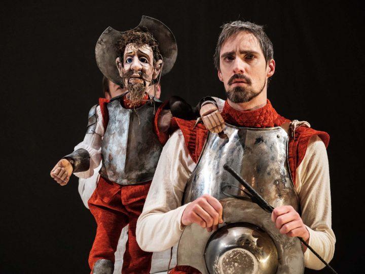 L'exitosa producció quebeco-catalana de Don Quichotte dins del GREC