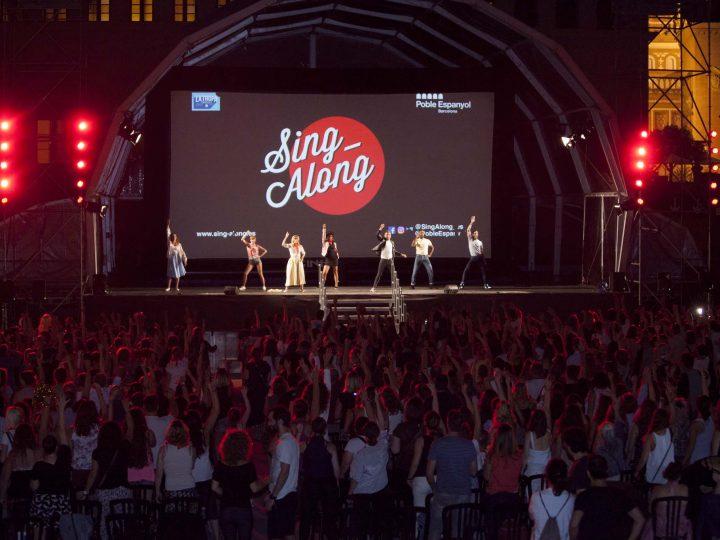 Les nits d'estiu s'omplen de música, humor i cinema al Poble Espanyol