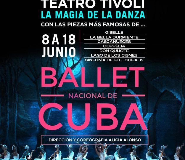 'La Magia de la Danza' finalitza aquest diumenge al Tívoli