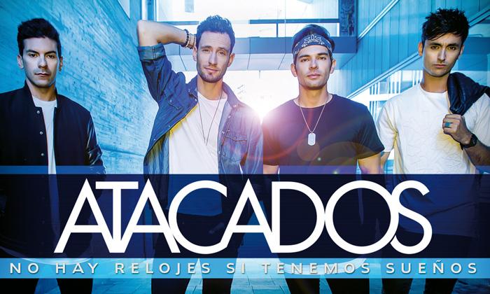 """Atacados estrena nou disc """"No Hay Relojes Si Tenemos Sueños"""""""