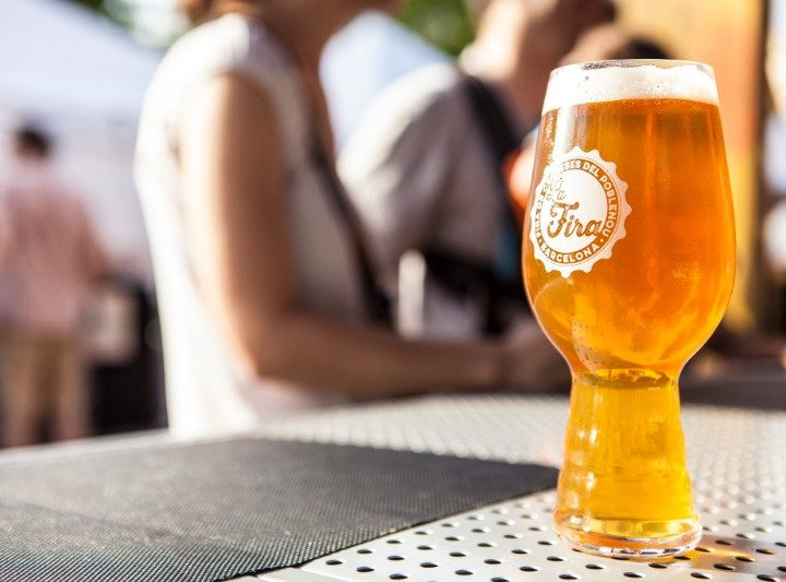 Aquest cap de setmana se celebra La Fira de Cerveses del Poblenou