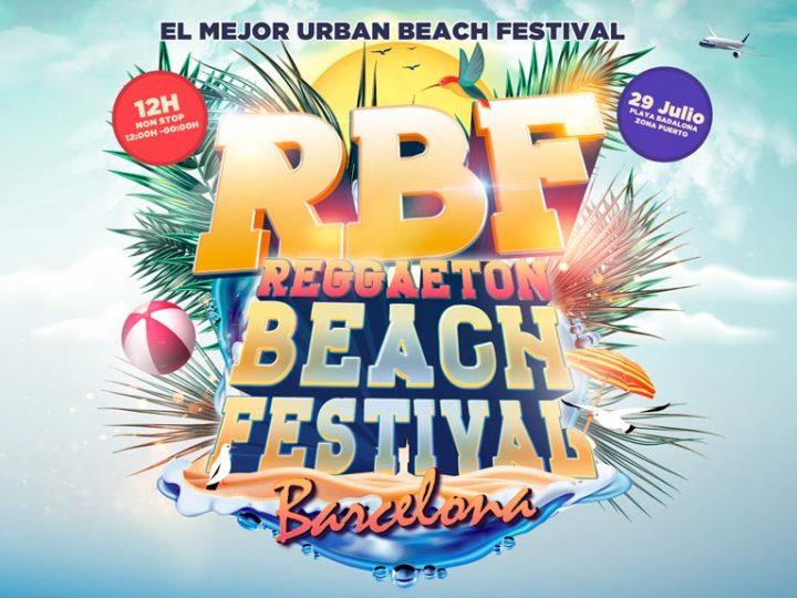 Arriba el I Reggaeton Beach Festival a Badalona