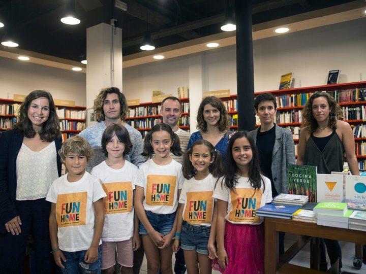 Daniel Anglès i Mariona Castillo donaran vida als protagonistes de 'Fun Home'
