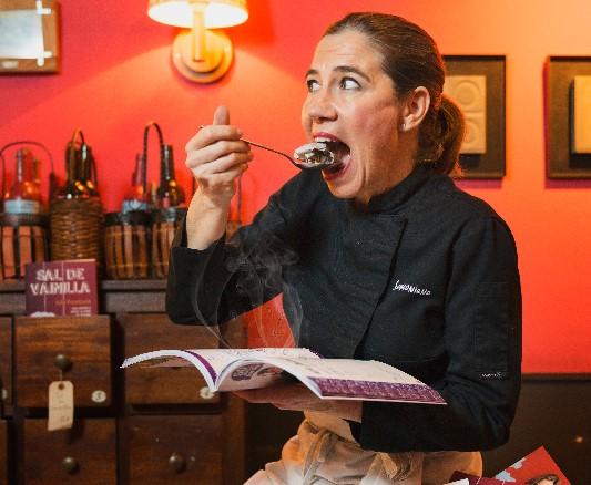 Ada Parellada converteix el restaurant Semproniana en un centre literari