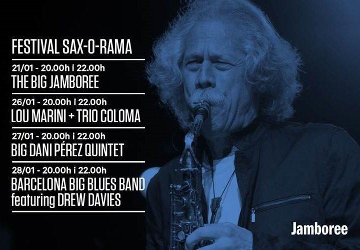 Segueix el Sax-O-Rama al Jamboree