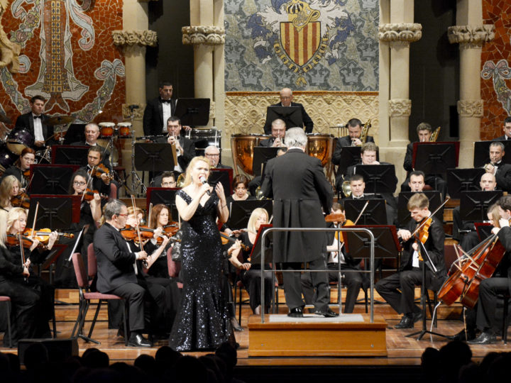 La 'Cinema Symphony Orchestra' porta les millors bandes sonores al Palau de la Música