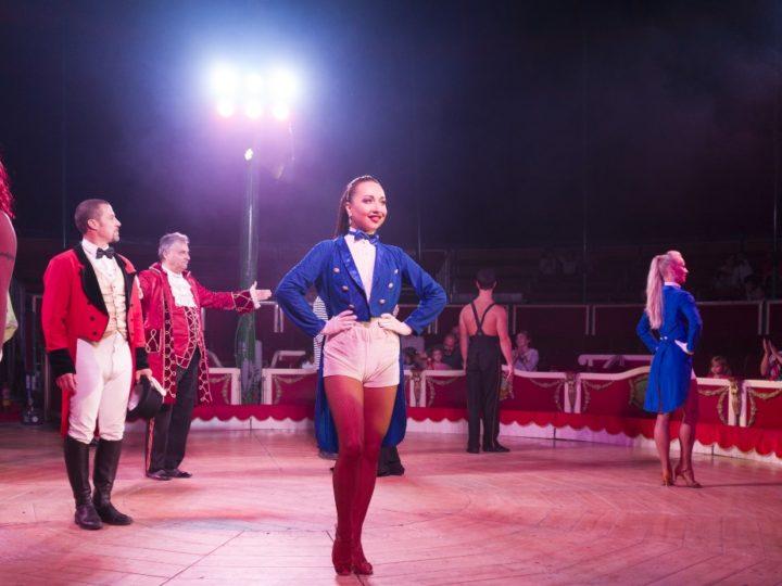 El Circ Històric Raluy, el més clàssic, al Port Vell de Barcelona fins el 18 de febrer