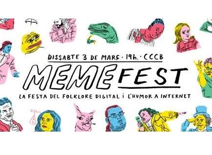 MemeFest. La festa del folklore digital i l'humor a internet