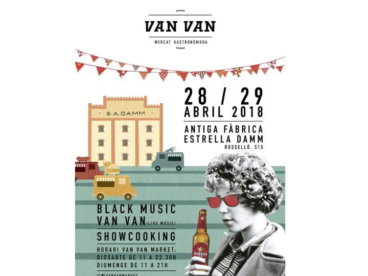 Tornen el Van Van Market i el Lost&Found Market