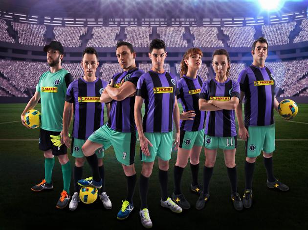 El musical 'El futbol és així (de gai)' prorroga al Gaudí