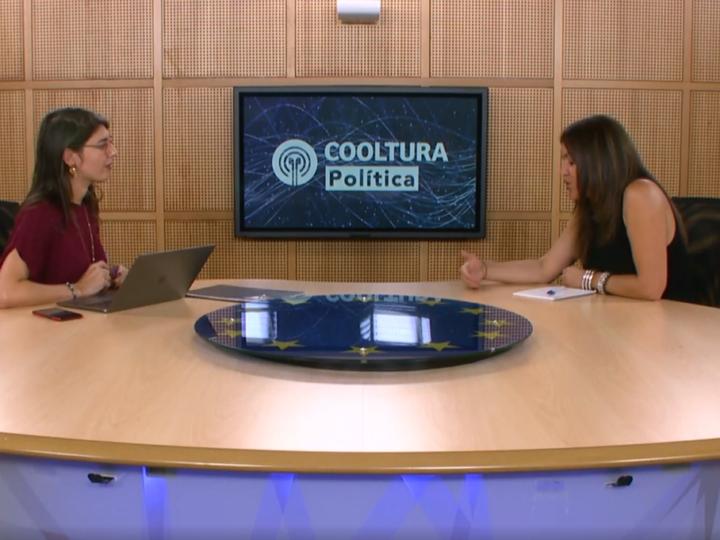 Cooltura Política #37 des del Parlament Europeu amb Marisa Matias d'Esquerra Unitaria
