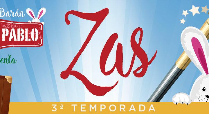 'ZAS' inicia la seva tercera temporada al Teatreneu