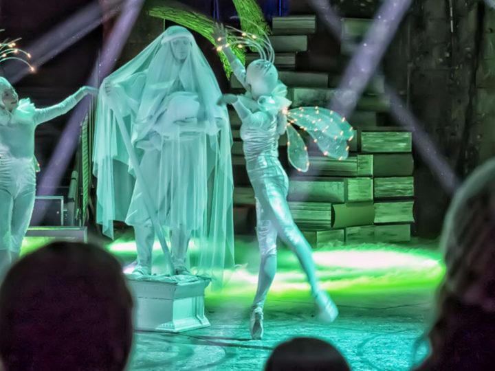 Més 30 artistes arribats de les millors escoles de circ del món s'instal·len a l'Apolo
