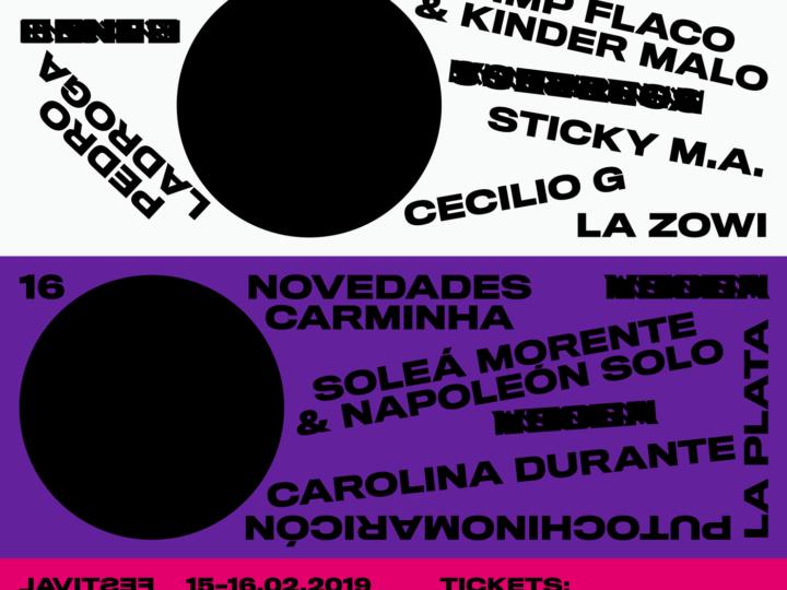 Aquest cap de setmana arriba el Festival Cara•B amb Rels B, Novedades Carminha, Carolina Durante, Pimp Flako & Kinder Malo i La Zowi