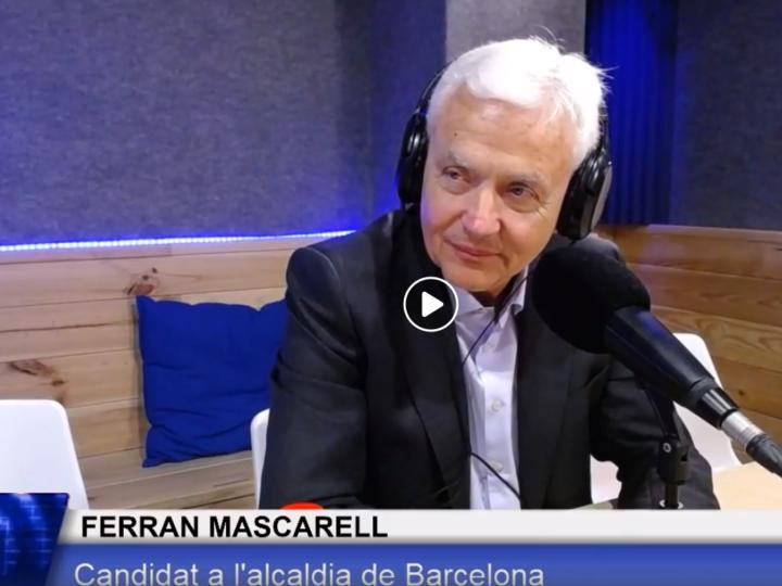 Cooltura Política #49 amb Ferran Mascarell, candidat a l'Alcaldia de Barcelona
