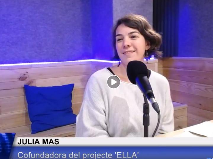 Cooltura Política #52 amb Júlia Mas del projecte Ella