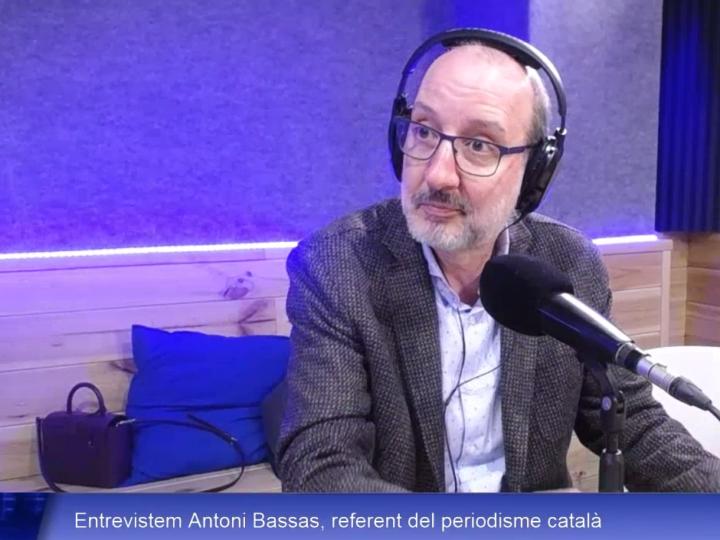 Cooltura Política #58 amb Antoni Bassas, periodista