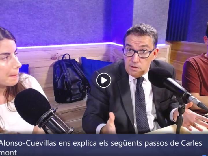 Cooltura Política #69 28-05-19 amb Jaume Alonso-Cuevillas