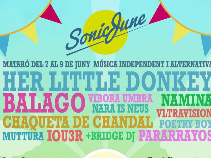 Aiguamoll Música organitza el Sonic June