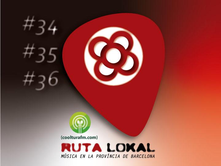 Ruta Lokal Landing #34 #35 #36