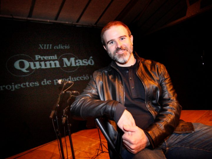 'Testimoni de guerra' de Pau Carrió, guanya el 13è Premi Quim Masó a la producció teatral en català