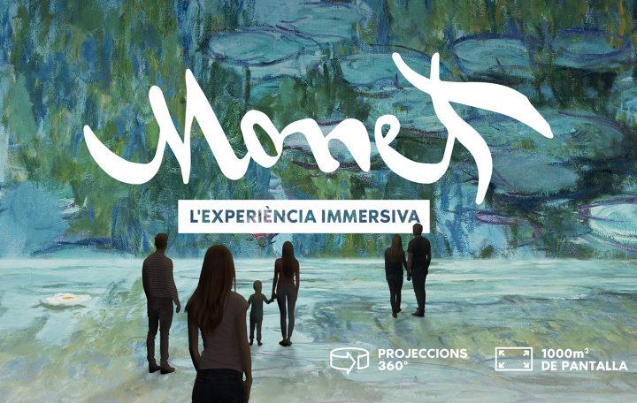 Dijous s'inaugura IDEAL, el primer Centre d'Arts Digitals al sud d'Europa, amb Monet com a protagonista
