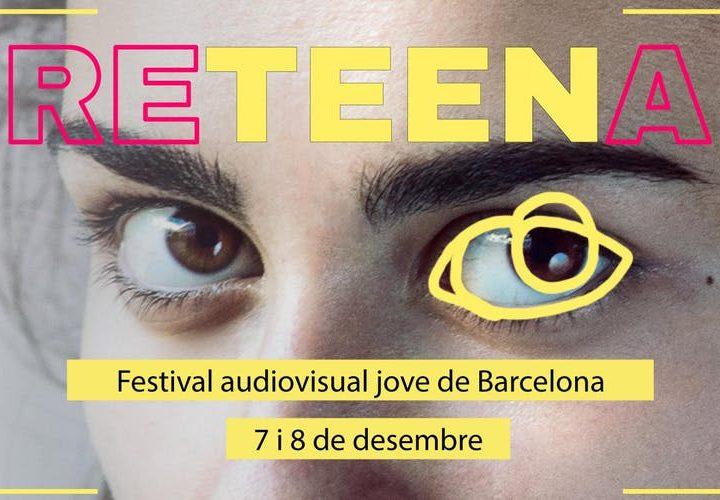 RETEENA, el Festival Audiovisual Jove de Barcelona, es renova en la seva segona edició