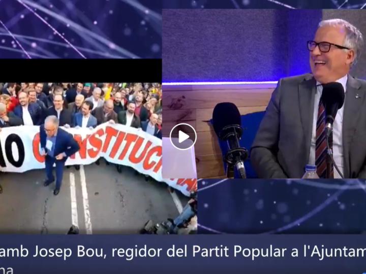Cooltura Política #89 10-12-19 amb Josep Bou, Regidor del PP a l'Ajuntament de Barcelona