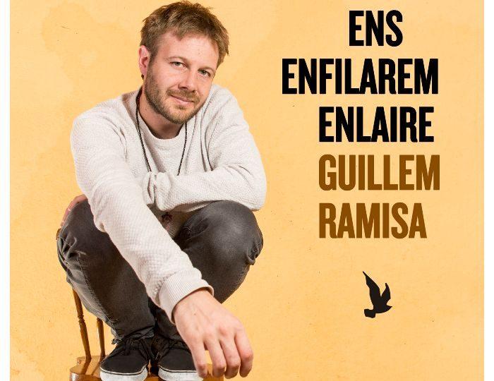 El músic i poeta Guillem Ramisa publica el magnífic 'Ens enfilem enlaire'