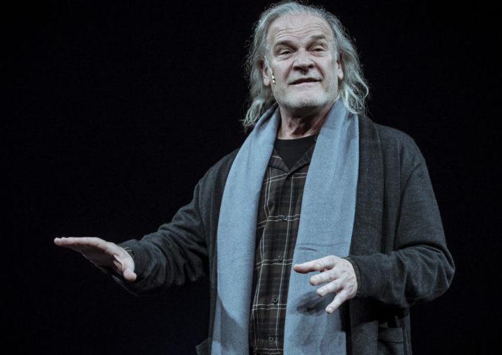 Lluis Homar arriba al Teatre Zorrilla amb 'La néta del senyor Linh'