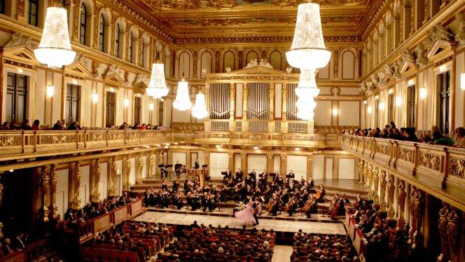 Johann Strauss i el Gran Concert d'Any Nou al Palau de la Música de Barcelona