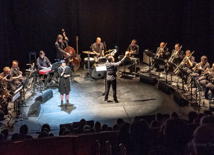 Concert d'Anna Roig i Àlex Cassanyes el 31 de gener
