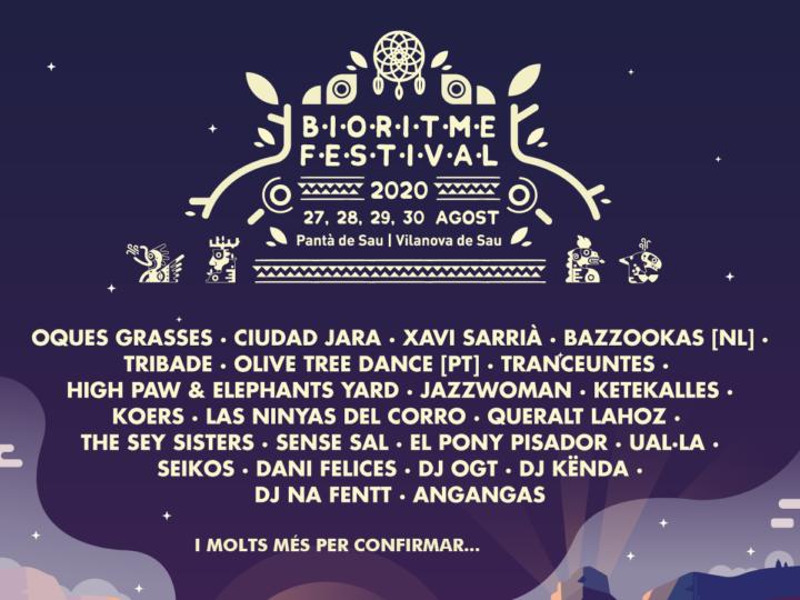 OQUES GRASSES, SENSE SAL i THE SEY SISTERS s'incorporen a la 8a edició del Festival Bioritme